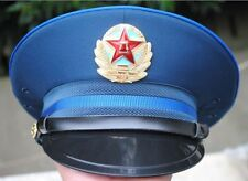 PLA AIR FORCE M05 PILOT VISOR CAP CHINA military udssr soviet plaaf army (H06)