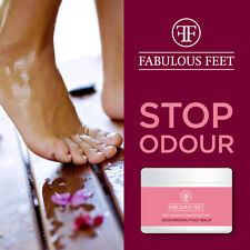 FABULOUS FEET DE-ODORISING FOOT BALM FOR SWEET SMELLING FEET – NO SMELLY FEET