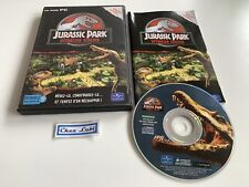 Jurassic Park Operation Genesis - PC - FR - Avec Notice