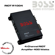 Boss audio systems R1004 - 4 channel 400W amplificateur haut-parleur amp bon marché amplificateur