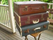 3. retro vintage suitcases great  feature decorator item or photo  shoot prop
