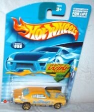 "Hot Wheels 2002 Sweet Rides Series '70 Chevelle SS ""Butterfinger"" excellent card"
