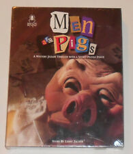 MEN ARE PIGS Mystery Jigsaw Puzzle BEPUZZLED 1000 Pieces SEALED Mint Condition