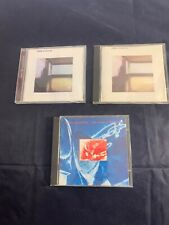 DIRE STRAITS SELF TITLE CD & REMEASTERED CD PLUS ON EVERY STREET CD