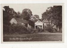 The Old Mill Coombe Dingle Bristol 1915 RP Postcard 490a