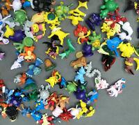 144Pcs Pokemon Mini 2-3cm Action Figures Pokémon Go Monster Kids Toy Gift Random