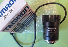 Tamron CCTV Lens - 13VA358 new in box - 1:1.4 6-12mm 35.5 605606 - CS Mount
