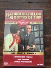 CHAPEAU MELON ET BOTTES DE CUIR - 1968 - SAISON 6 - VOLUME 1