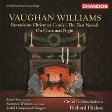 Ralph Vaughan Williams : Fantasia On Christmas Carols, the First Nowell