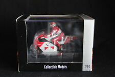 Onyx Yamaha YZR500 1996 1:24 #10 Kenny Roberts Jr. (USA) (with figurine)
