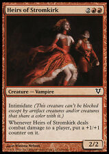 4x Eredi di Stromkirk - Heirs of Stromkirk MTG MAGIC AVR Avacyn Restored Ita
