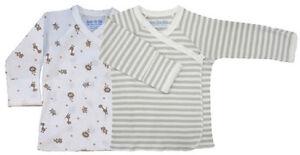 Under the Nile 100% Organic Egyptian Cotton Long Sleeve Wrap T Shirt - 134558