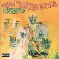 TEN YEARS AFTER UNDEAD 4 Extra Tracks REMASTERED CD NEW