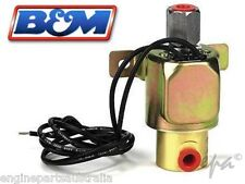 B&M LINE LOCKER LAUNCH CONTROL SOLENOID BM46075 BURNOUTS DRAG RACE CAR