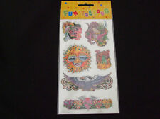 Fun Tattoo Dragon/Sun/Hearts Designs.New