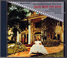 GONE WITH THE WIND Alfred Newman Dolby CD Charles Gerhardt National Philharmonic