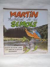 Martin, habitant de la Semois (2) – Ministère de l'Environnement de la Région Wa