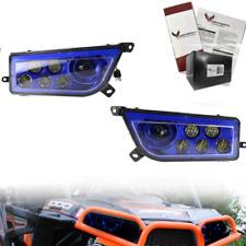 Eagle Light 14-18 Polaris RZR 1000 XP & TURBO Blue LED Headlight Conversion Kit