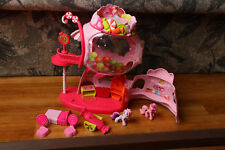 My Little Pony Sweetie Belles Gumball House Playset MLP Ponyville Hasbro 2008