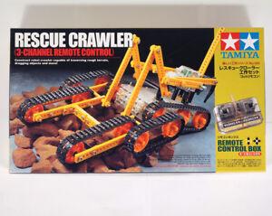 TAMIYA 70169 KIT RESCUE ROBOT CRAWLER ( 3 channel remote control)