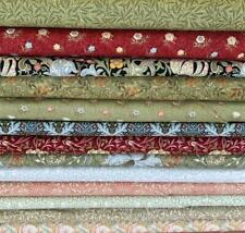 MODA - WILLIAM MORRIS - 100% COTTON FABRIC SOLD BY 1/2 METER OR FQ BUNDLE