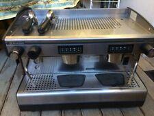 Machine à café professionnelle rancilio classe 7 2 group d'occassion