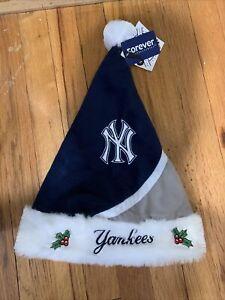 New York Yankees (MLB Baseball) Holiday Christmas Santa Hat *NEW*
