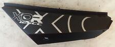 Generic xor 125 4 tempi KSR fianchetto SX posteriore verniciato nero opaco