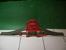 Lego Duplo Eisenbahn Große Brücke