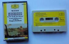 Cassette Haydn, London Philharmonic Orchestra - Eugen Jochum – Symphony DG