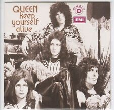 QUEEN : CD-SINGLE - KEEP YOURSELF ALIVE - CARDSLEEVE - 2008 - NEU