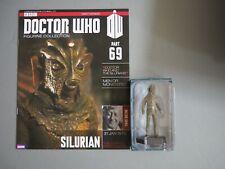 Eaglemoss Doctor Who No.69 Silurian Figure & Magazine