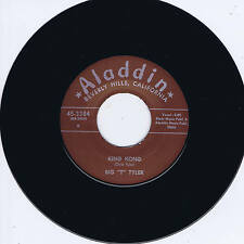 BIG 'T' TYLER - KING KONG / SADIE GREEN (TOP Wild Black Rockers - KILLERS) REPRO