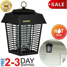 Electric Insect Killer Bug Zapper 1/2 Acre Mosquito Fly Bugs Outdoor Lamp Home