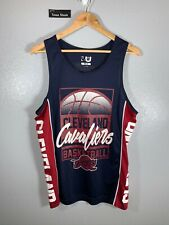 Nba Cleveland Cavaliers Basketball Blue Red Jersey