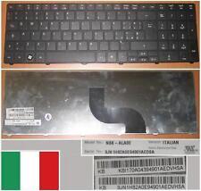 Clavier Qwerty Italien ACER AS5741G KB.I170A.043 NSK-ALA0E 9J.N1H82.A0E Noir
