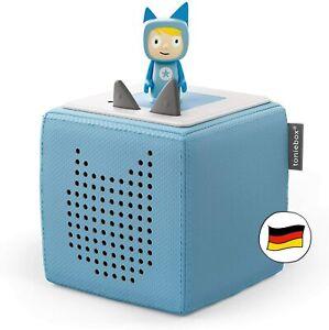 tonies Toniebox Starterset Beere: Toniebox + Kreativ tragbare Lautsprecher