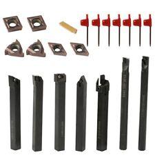Porte-outils Plaquettes en Carbure Monobloc Support Barre d'Alésage tour Cutter