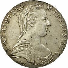 [#474458] Monnaie, Autriche, Joseph II, Thaler, 1780, Vienna, Refrappe