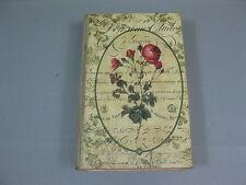 Livre avec boîte ROSES Boîte à Cadeau Boîte à bijoux 27 cm x 18 cm