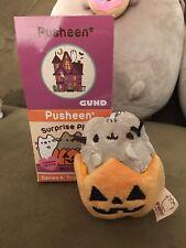New Pusheen Series 4 Pumpkin Surprise Blind Box Gund 3 Inch Plush Cat