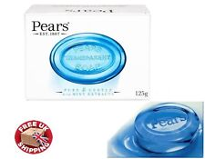 Pears Germ Shield With Mint Extract Soap 125g 1st class postage Free UK Delivery