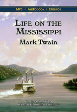 Life On The Mississippi - Unabridged MP3 CD Audiobook in DVD case