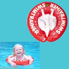 Freds Swimtrainer rot  Classic 6 - 18 kg  Kind Schwimmhilfe Baby Schwimmhilfe