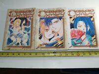 Ceres: Celestial Legend, Vol. 1-3: Aya, Watase, Yuu - Manga Viz Graphic Novel