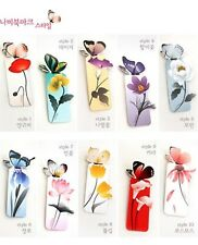42 Chic Paper Butterfly Bookmark Book Mark Paper Clip Assorted