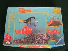 Ravensburger Puzzles  Finding Nemo 3 X 49 - complete