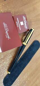 S.T Dupont fidelio 14k  Fountain Pen
