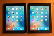 Lot of 2 * Apple iPad 3rd Gen. 64GB (Verizon unlocked) - good shape