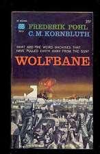 Frederik POHL et C.M. KORNBLUTH - Wolfbane, Ballantine 1959 1st edition